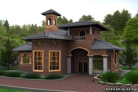 Удивительные и красивые дома мира